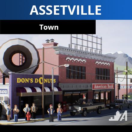 Assetsville Town cover